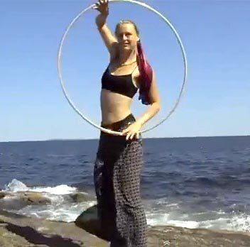 karen de wit hoop dance
