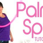 palm spin hula hoop tutorial